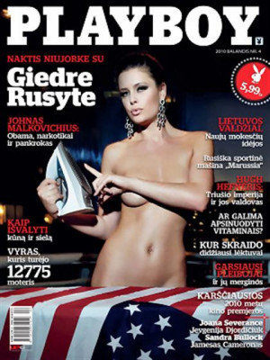 Playboy Lithuania - Apr 2010