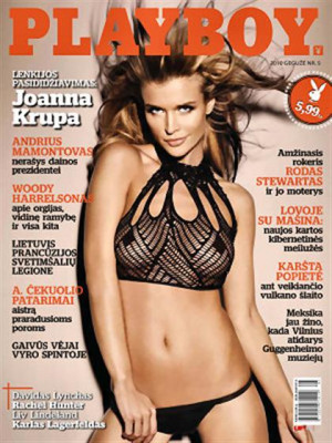 Playboy Lithuania - May 2010
