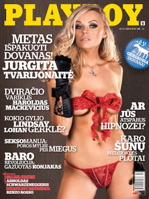 Playboy Lithuania - Dec 2010