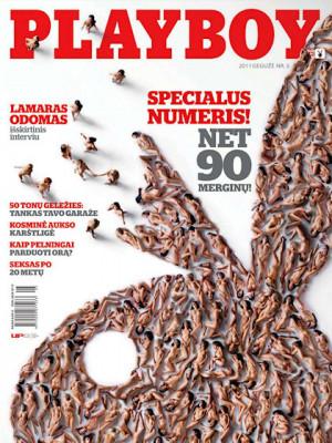 Playboy Lithuania - May 2011