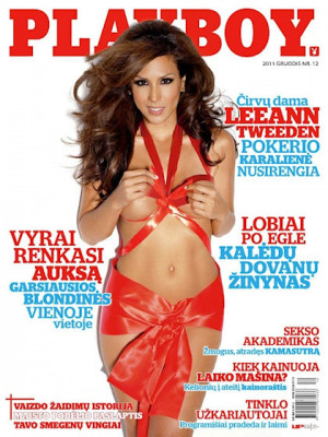 Playboy Lithuania - Dec 2011