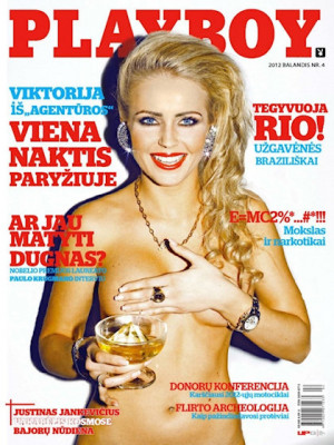 Playboy Lithuania - Apr 2012