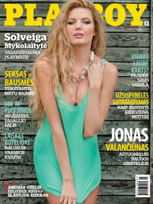 Playboy Lithuania - Jul 2012