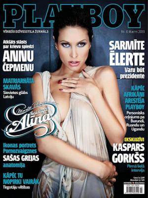 Playboy Latvia - March 2011