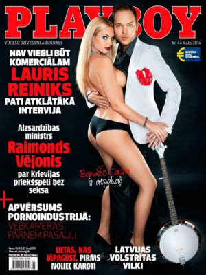 Playboy Latvia - May 2014