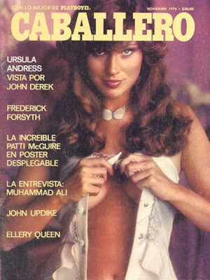Playboy Mexico - Nov 1976