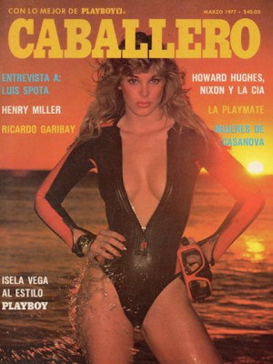 Playboy Mexico - March 1977