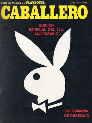 Playboy Mexico - April 1977