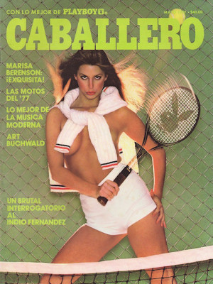 Playboy Mexico - May 1977