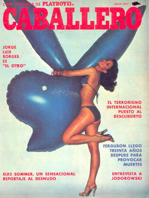 Playboy Mexico - July 1977