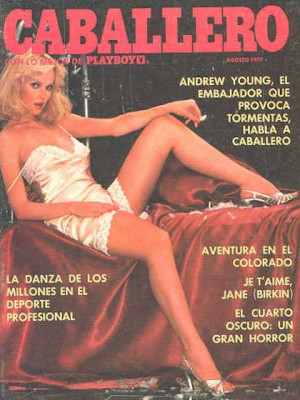 Playboy Mexico - August 1977