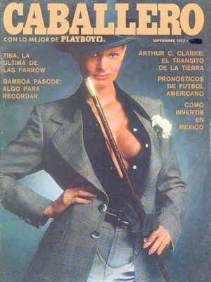 Playboy Mexico - Sep 1977