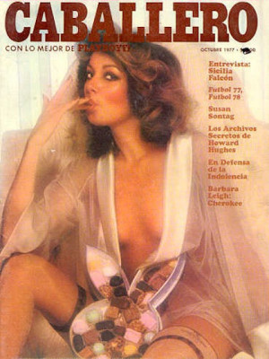 Playboy Mexico - Oct 1977