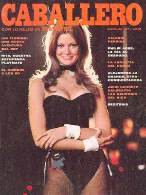 Playboy Mexico - Nov 1977