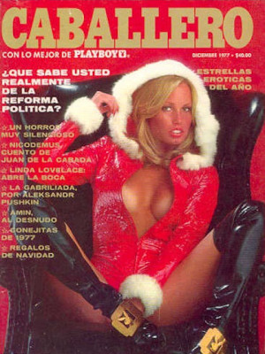 Playboy Mexico - Dec 1977