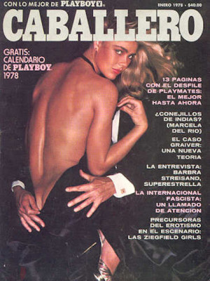 Playboy Mexico - Jan 1978