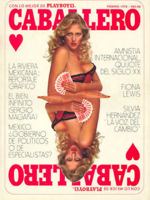 Playboy Mexico - Feb 1978