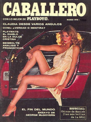 Playboy Mexico - March 1978