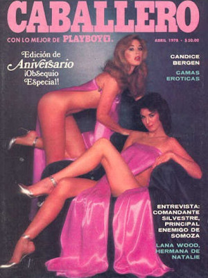 Playboy Mexico - April 1978