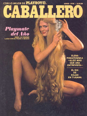Playboy Mexico - June 1978