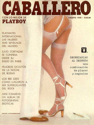 Playboy Mexico - August 1978