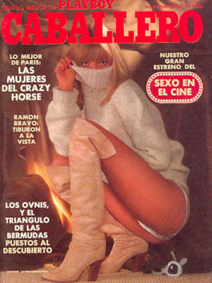 Playboy Mexico - Nov 1978