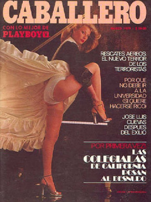 Playboy Mexico - March 1979