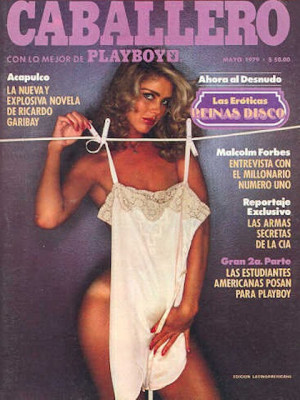 Playboy Mexico - May 1979