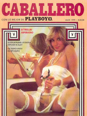 Playboy Mexico - July 1979