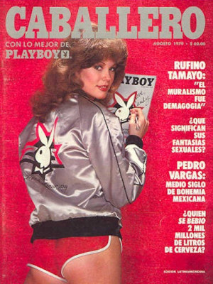 Playboy Mexico - August 1979