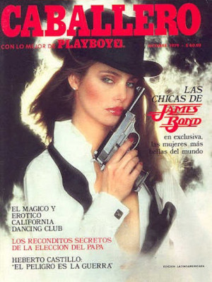 Playboy Mexico - Oct 1979