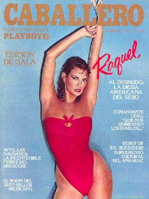 Playboy Mexico - Dec 1979