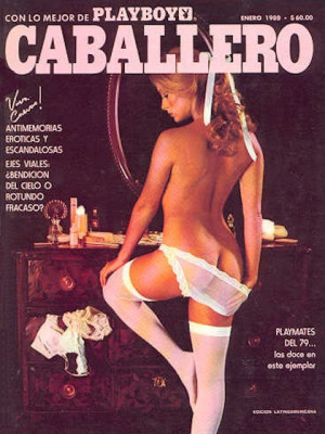 Playboy Mexico - Jan 1980