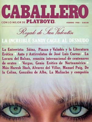 Playboy Mexico - Feb 1980