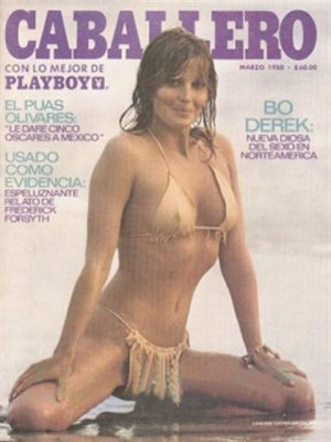Playboy Mexico - March 1980