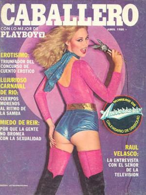 Playboy Mexico - April 1980
