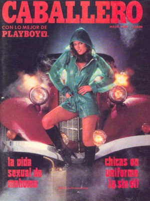 Playboy Mexico - May 1980