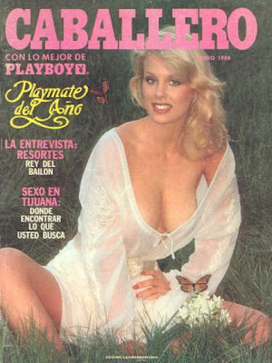 Playboy Mexico - June 1980