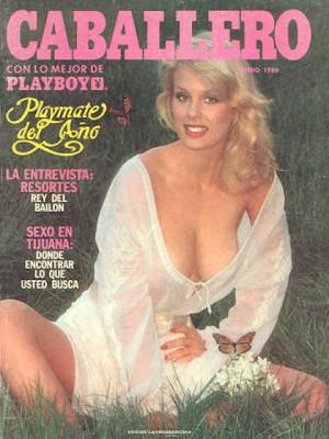 Playboy Mexico - June 1980