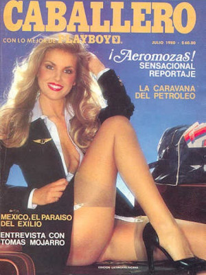 Playboy Mexico - July 1980