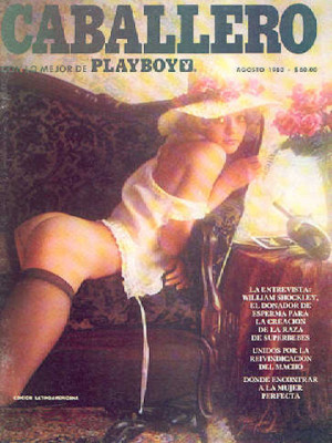 Playboy Mexico - August 1980