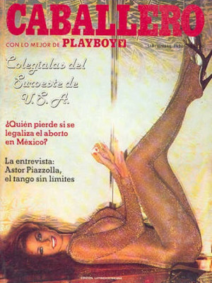 Playboy Mexico - Sep 1980