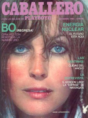 Playboy Mexico - Nov 1980