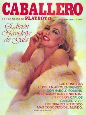 Playboy Mexico - Dec 1980