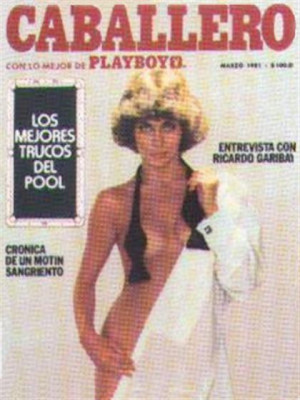 Playboy Mexico - March 1981