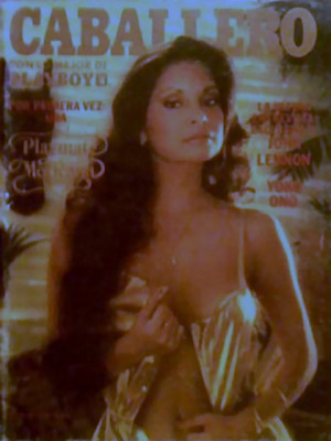Playboy Mexico - April 1981