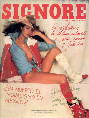 Playboy Mexico - May 1981