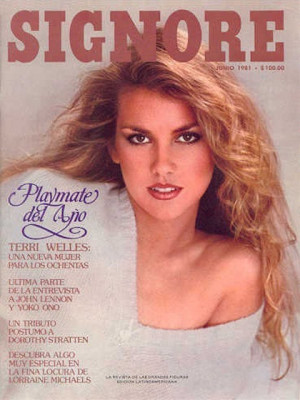 Playboy Mexico - June 1981