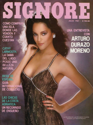 Playboy Mexico - July 1981