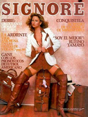 Playboy Mexico - Sep 1981